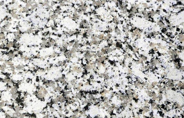 58445P White Granite Stone