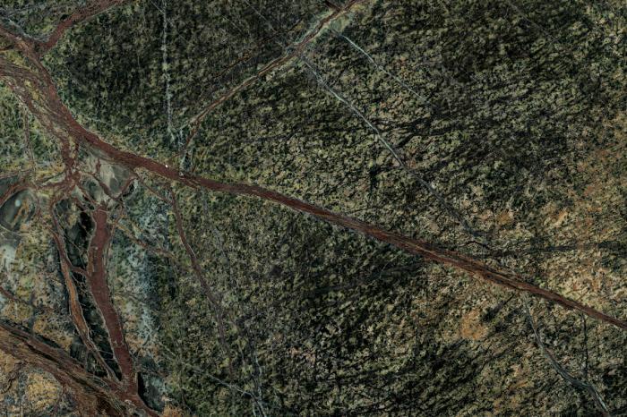 Mármol Rainforest Green